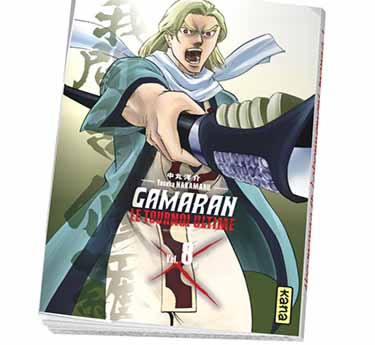 Gamaran - Le Tournoi ultime Gamaran - Le Tournoi ultime Tome 8