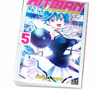 Hitman - Les coulisses du manga Les coulisses du manga Tome 5