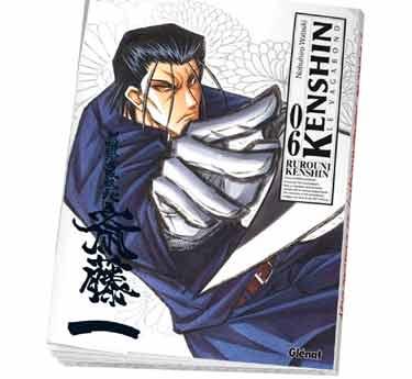 Kenshin le vagabond Kenshin le vagabond tome 6