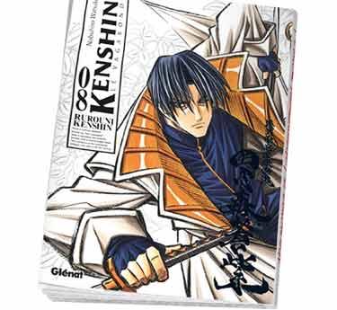 Kenshin le vagabond Kenshin le vagabond tome 8