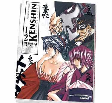Kenshin le vagabond Kenshin le vagabond tome 12