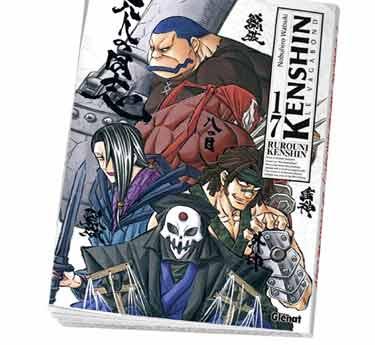 Kenshin le vagabond Kenshin le vagabond Tome 17