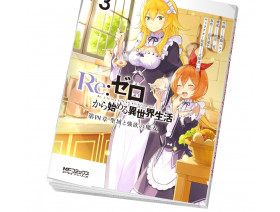 Re:Zero - Re:Life in a different world from zero