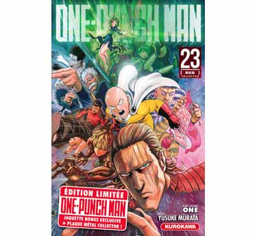 One-Punch Man One-punch Man tome 23 Collector