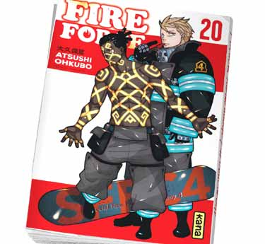 Fire Force Fire Force Tome 20