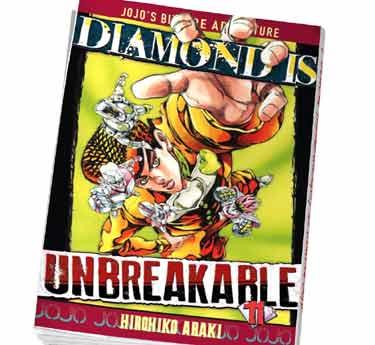 Jojo's - Diamond is Unbreakable Jojo's - Diamond is Unbreakable T11