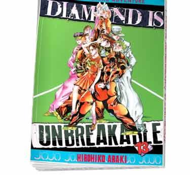 Jojo's - Diamond is Unbreakable Jojo's - Diamond is Unbreakable T13