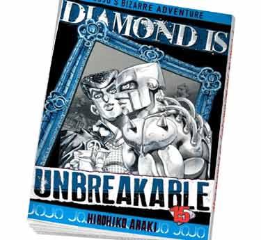Jojo's - Diamond is Unbreakable Jojo's - Diamond is Unbreakable T15