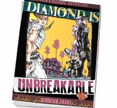 Jojo's - Diamond is Unbreakable Jojo's - Diamond is Unbreakable T16