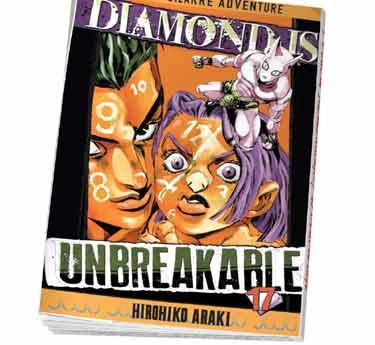 Jojo's - Diamond is Unbreakable Jojo's - Diamond is Unbreakable T17