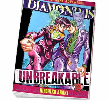 Jojo's - Diamond is Unbreakable Jojo's - Diamond is Unbreakable T18