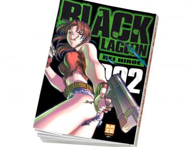 Black Lagoon Black Lagoon T02