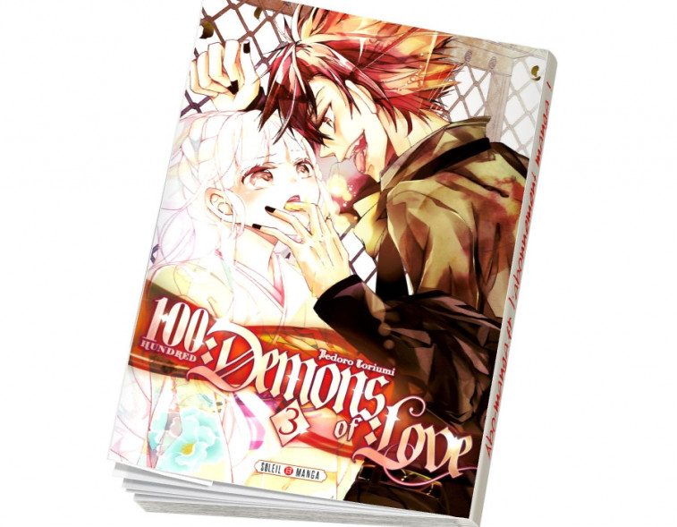 Abonnement 100 Demons of love tome 3