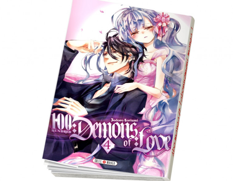 Abonnement 100 Demons of love tome 4