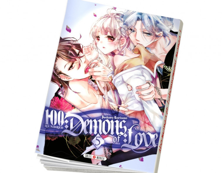 Abonnement 100 Demons of love tome 5