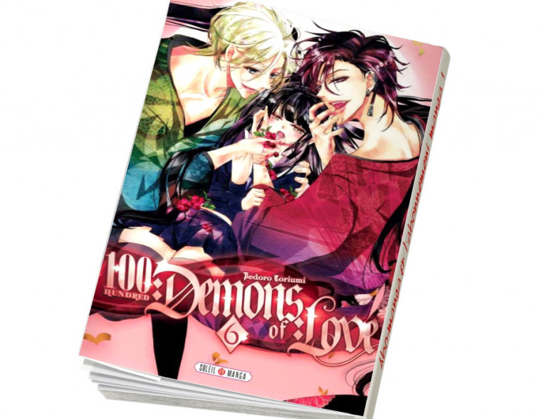 Abonnement 100 Demons of love tome 6