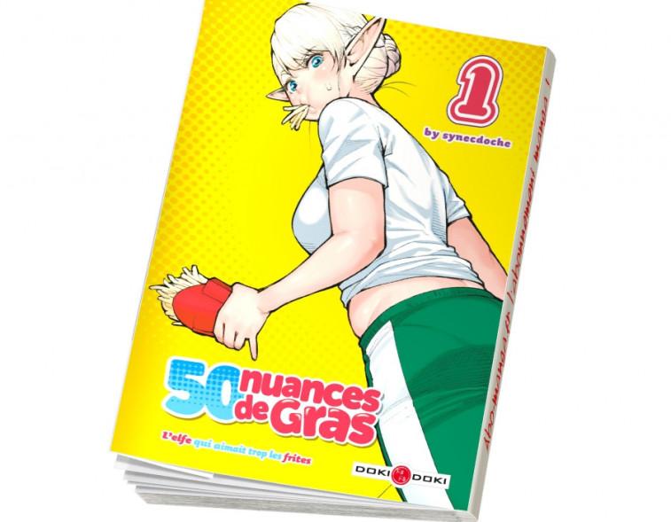 Abonnement 50 Nuances de gras tome 1