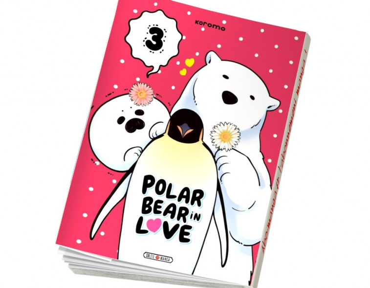 Abonnement A Polar Bear in Love tome 3