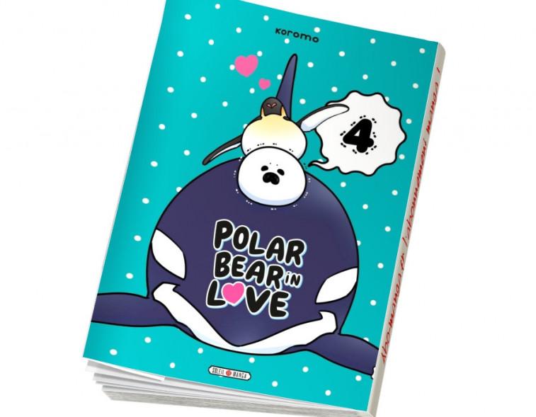 Abonnement A Polar Bear in Love tome 4