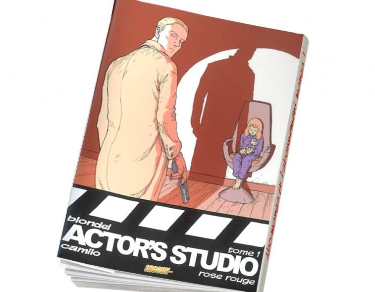 Abonnement Actor's studio tome 1