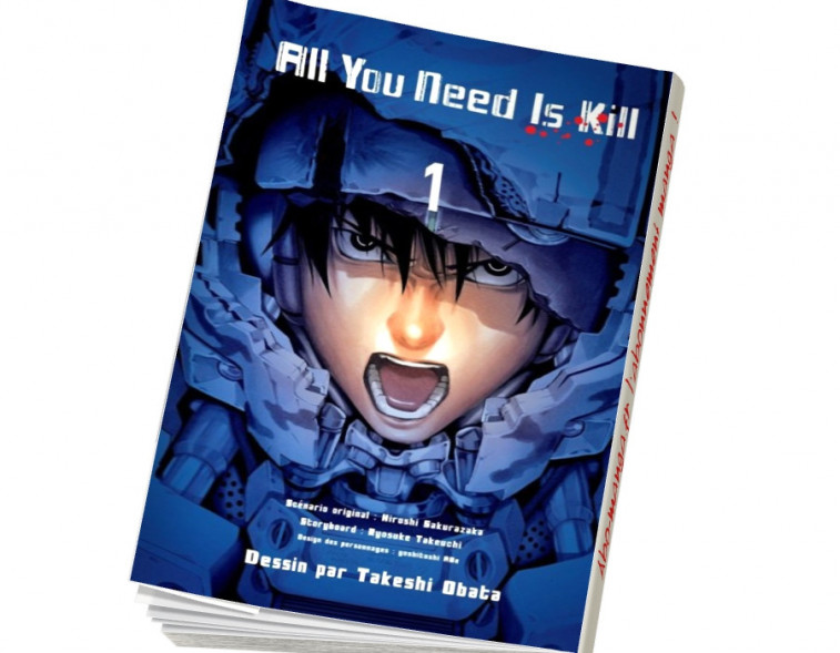 Abonnement All You Need is Kill tome 1
