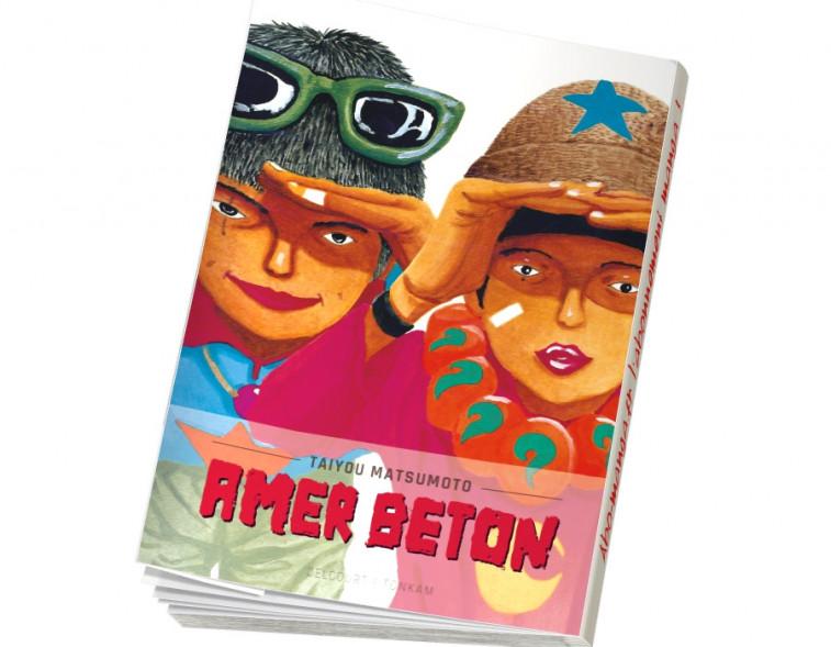 Abonnement Amer Béton - Intégrale