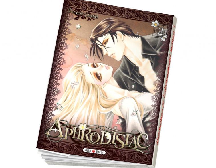 Abonnement Aphrodisiac tome 2