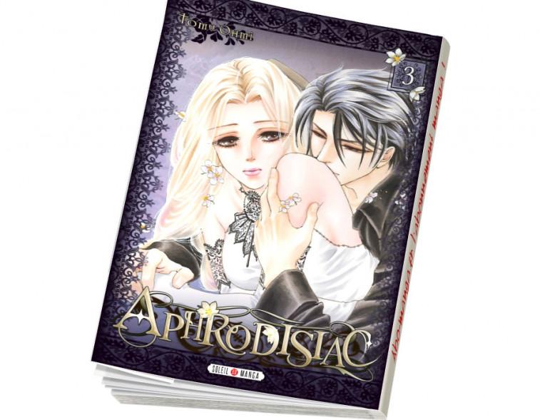Abonnement Aphrodisiac tome 3