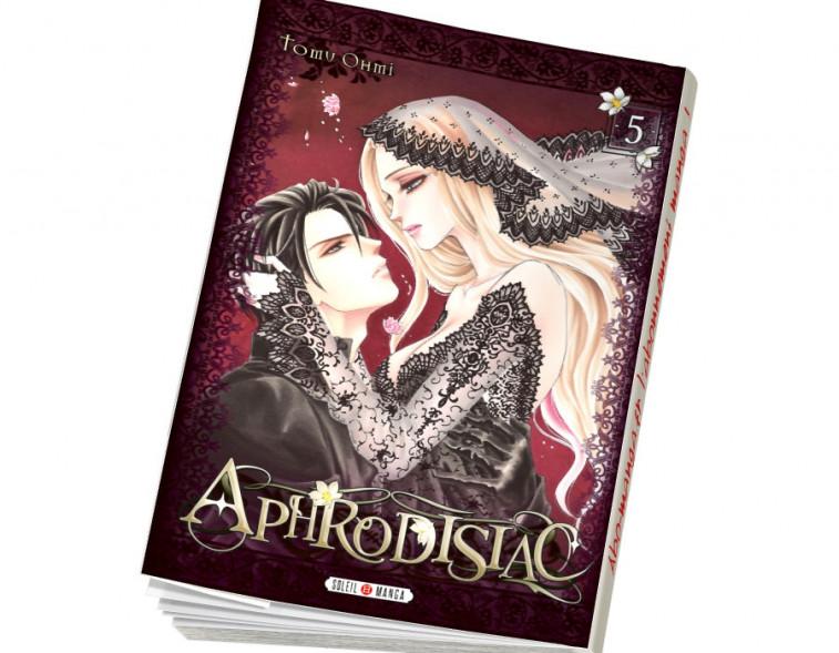 Abonnement Aphrodisiac tome 5