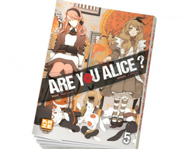 Are You Alice Are You Alice T05