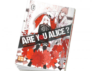 Are You Alice Are You Alice T06