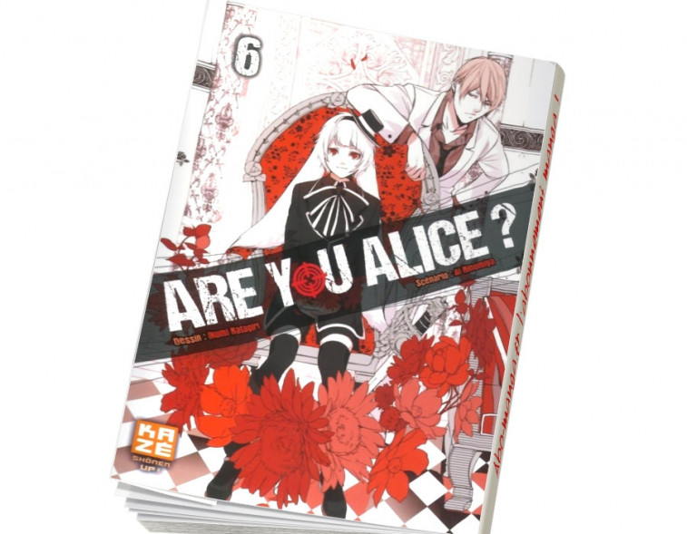 Abonnement Are You Alice tome 6