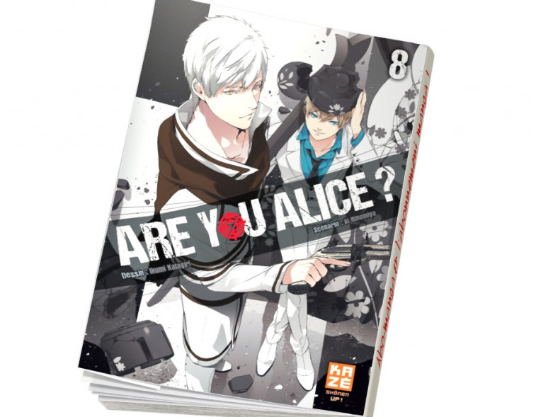 Abonnement Are You Alice tome 8