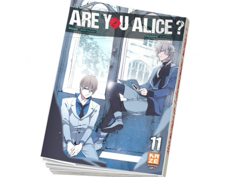 Abonnement Are You Alice tome 11
