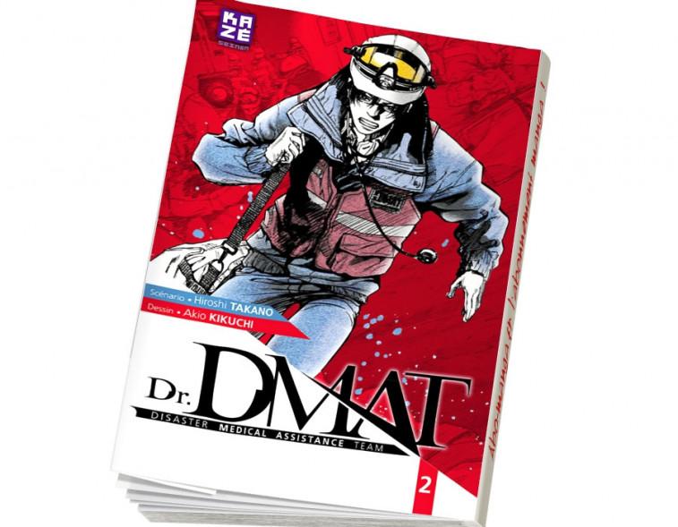 Abonnement Dr DMAT - Disaster Medical Assistance Team tome 2