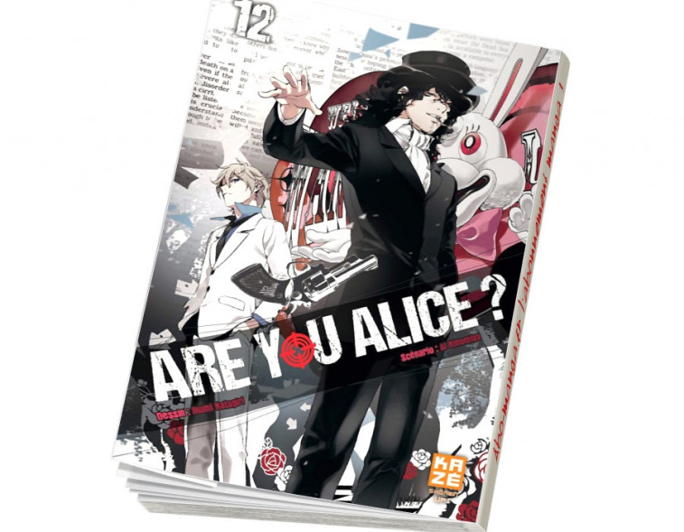 Abonnement Are You Alice tome 12