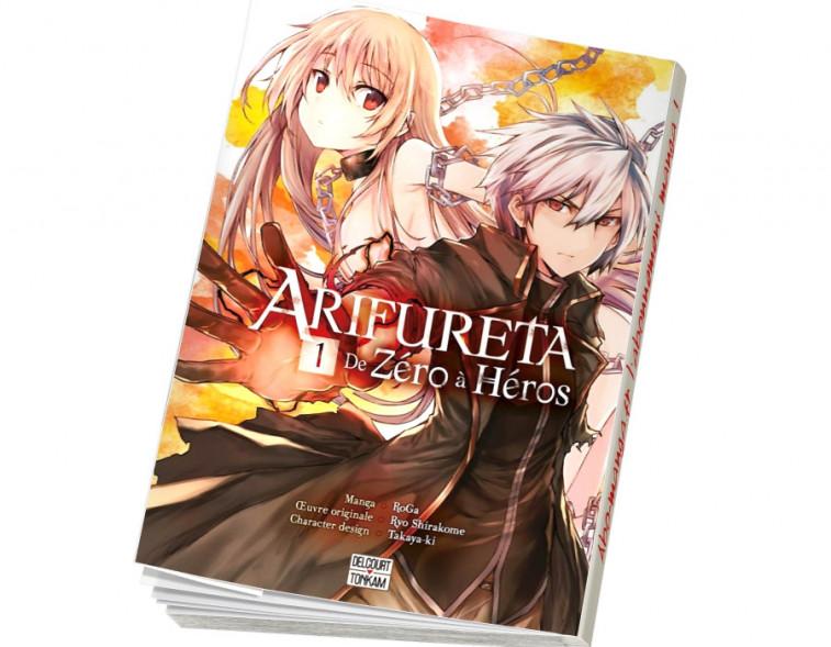 Arifureta 1 en abonnement manga