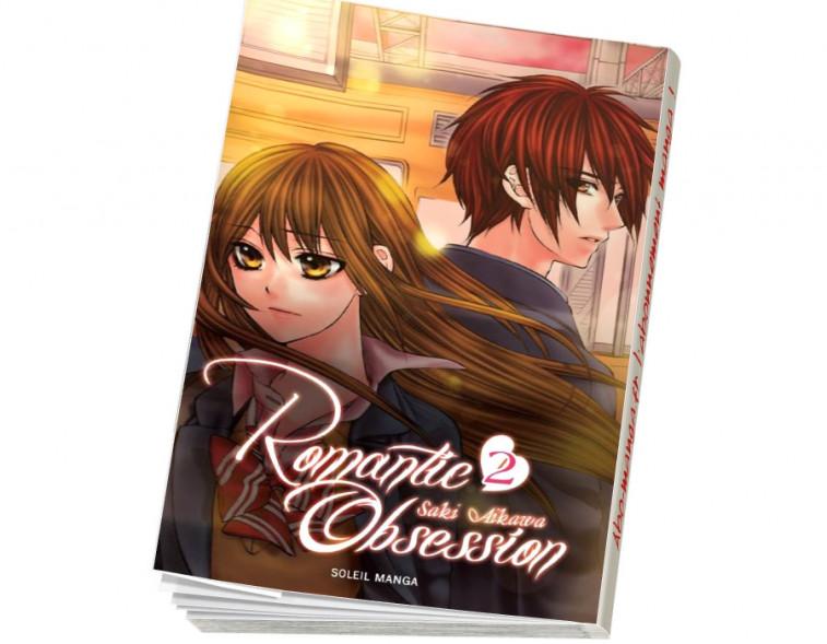 Abonnement Romantic Obsession tome 2