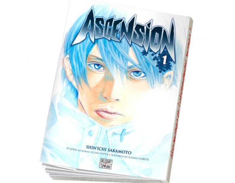 Abonnement Ascension tome 1