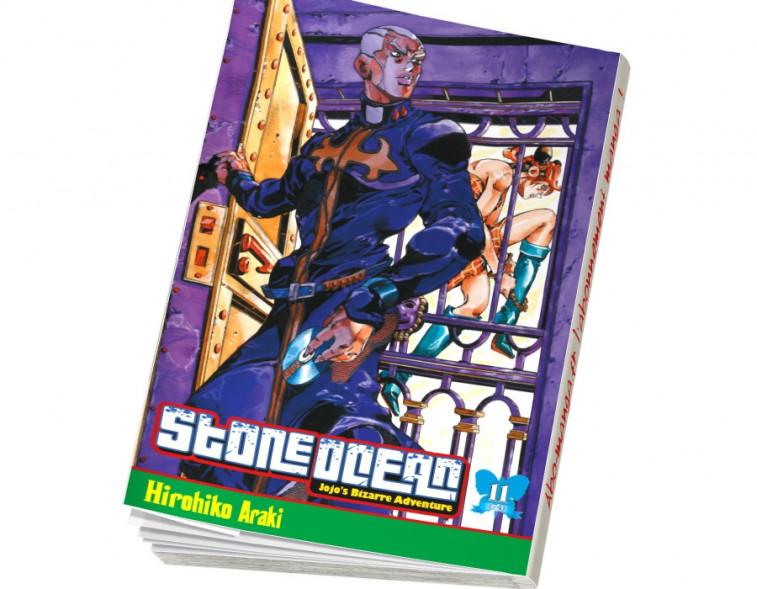 Abonnement Jojo's - Stone ocean tome 11