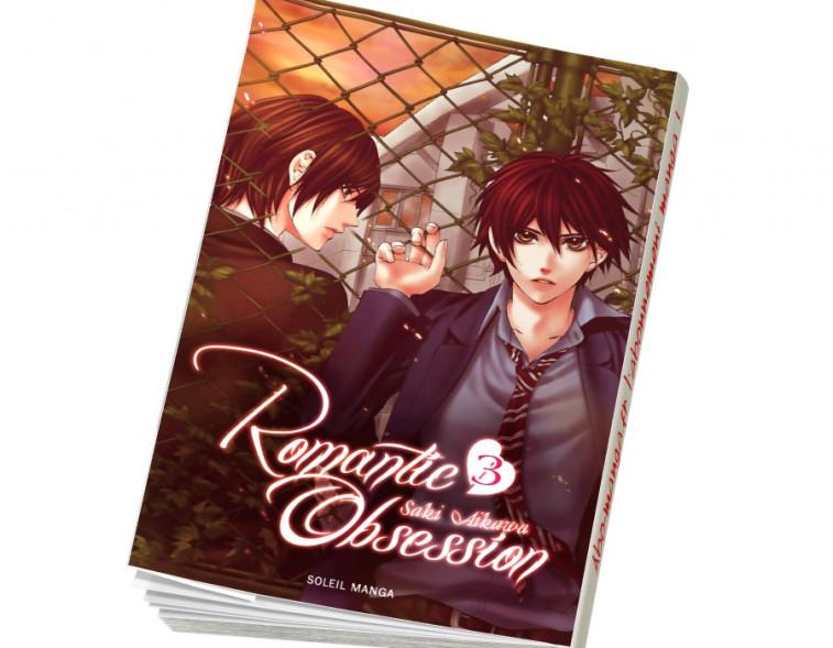 Abonnement Romantic Obsession tome 3