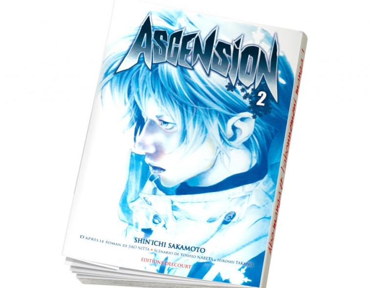 Abonnement Ascension tome 2