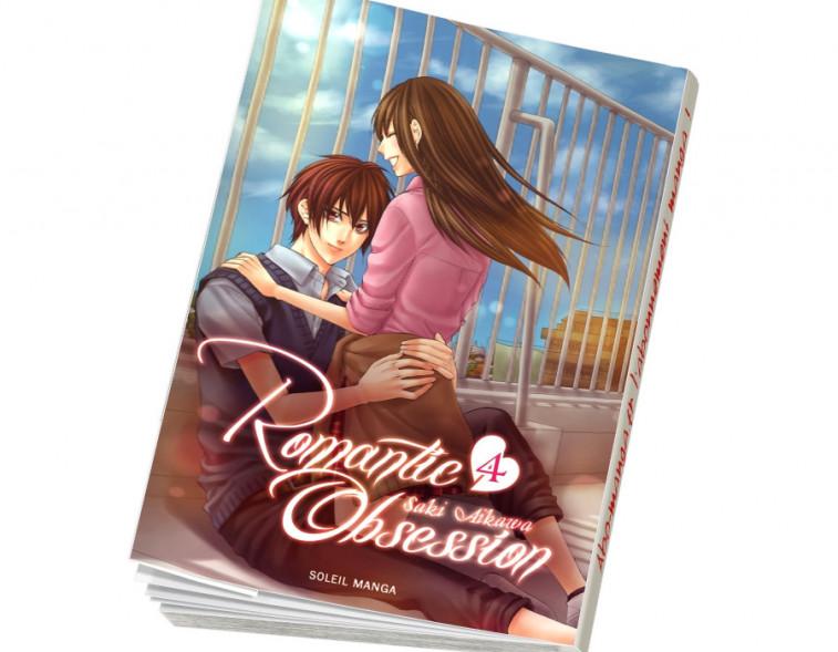 Abonnement Romantic Obsession tome 4