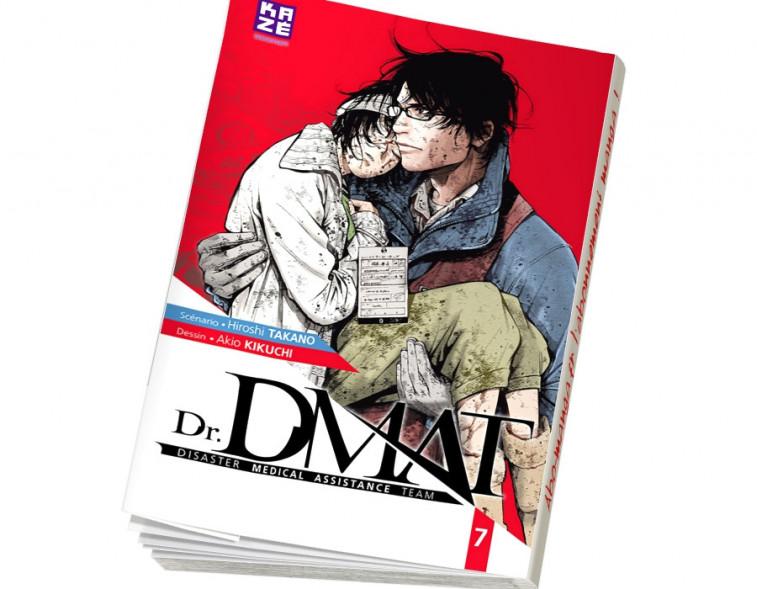 Abonnement Dr DMAT - Disaster Medical Assistance Team tome 7