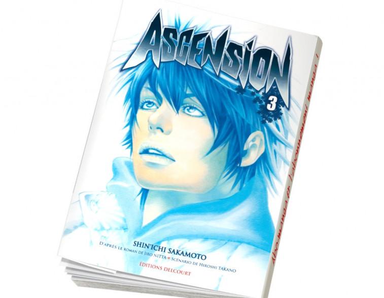 Abonnement Ascension tome 3