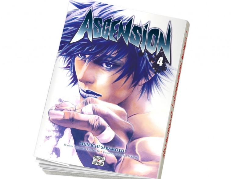 Abonnement Ascension tome 4