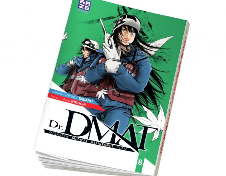 Abonnement Dr DMAT - Disaster Medical Assistance Team tome 8