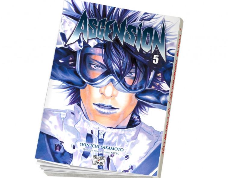 Abonnement Ascension tome 5