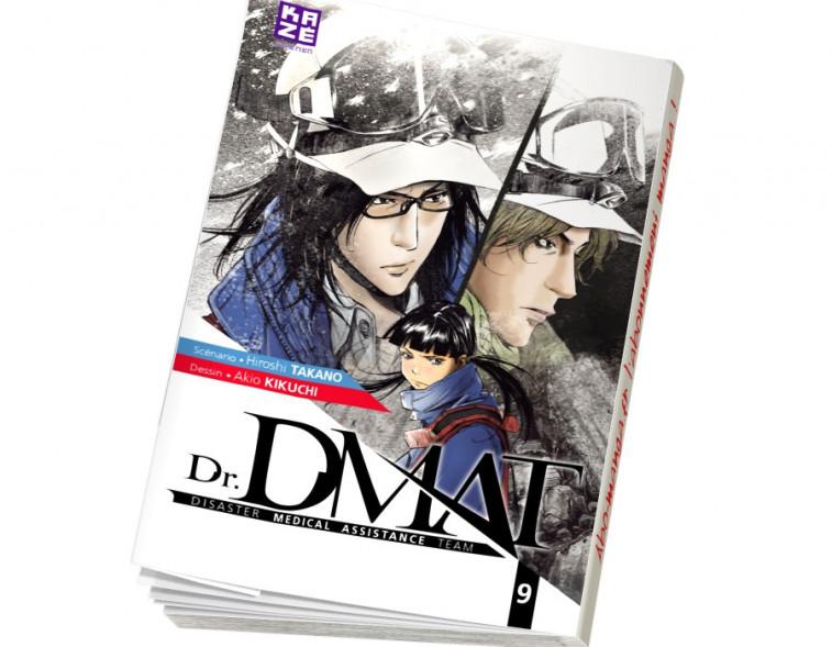 Abonnement Dr DMAT - Disaster Medical Assistance Team tome 9
