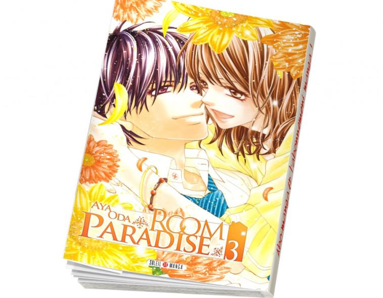 Abonnement Room Paradise tome 3